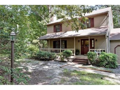 Single Family Home For Sale: 7416 Church Lane