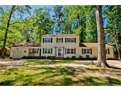 Hayes Single Family Home For Sale: 3468 Timberneck Drive