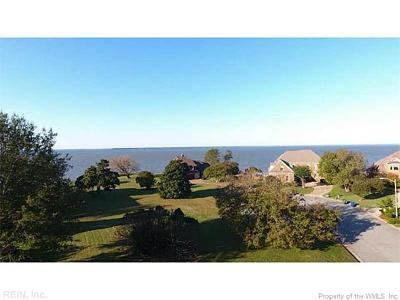 Isle Of Wight County, James City County, Mathews County, Middlesex County, New Kent County, Newport News County, Poquoson County, Suffolk County, Surry County, Williamsburg County, York County Residential Lots & Land For Sale: 45 Beverly Hills Drive