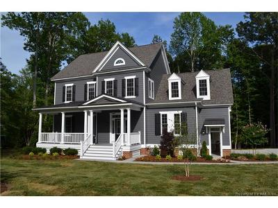 Williamsburg VA Single Family Home Sold: $745,000