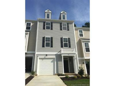 Hampton County, Isle Of Wight County, James City County, New Kent County, Suffolk County, Surry County, Williamsburg County, York County Condo/Townhouse For Sale: Mm Mulberry #MM