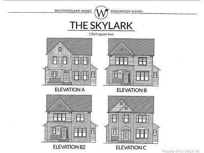 Kensington Woods Single Family Home For Sale: Mm Skylark/Brixton Road