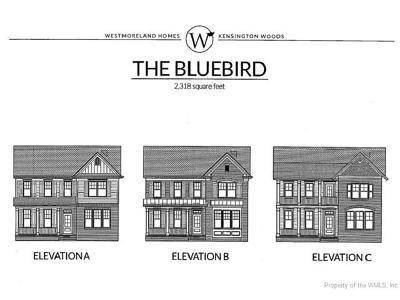 Kensington Woods Single Family Home For Sale: Mm Bluebird Road