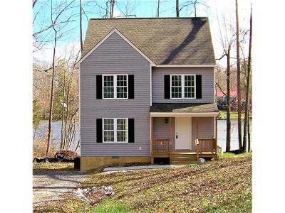 New Kent County Single Family Home For Sale: 7144 Lakeshore Drive