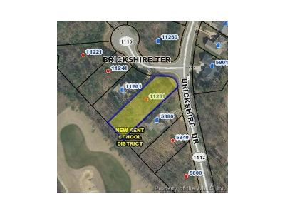Charles City Co., Isle Of Wight County, James City Co., New Kent County, Newport News County, Suffolk County, Surry County, Williamsburg County, York County Residential Lots & Land For Sale: 11281 Brickshire Terrace