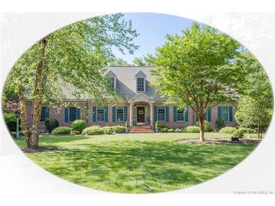Governors Land Single Family Home For Sale: 2104 Harpers Mill