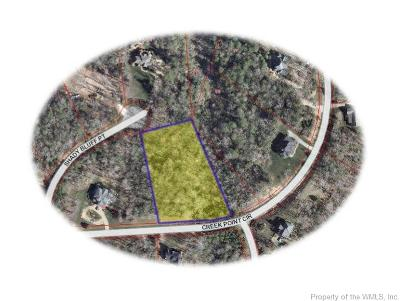 Williamsburg, Toano, Norge, Providence Forge Residential Lots & Land Sold: 103 Creek Point Circle