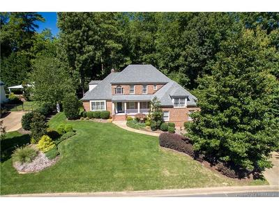 Holly Hills Single Family Home For Sale: 409 Yorkshire Drive