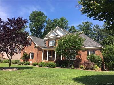 Williamsburg Single Family Home For Sale: 4084 Powhatan Secondary