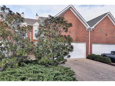 Condo/Townhouse For Sale: 4580 Beacon Hill Drive #4580