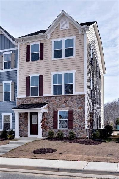 Williamsburg VA Condo/Townhouse Sold: $285,655