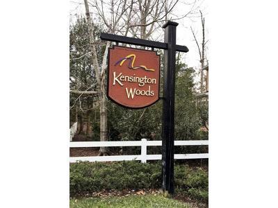 Kensington Woods Single Family Home For Sale: Mm Sparrow