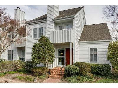 Hampton County, Isle Of Wight County, James City County, New Kent County, Suffolk County, Surry County, Williamsburg County, York County Condo/Townhouse For Sale: 246 North Boundary Street