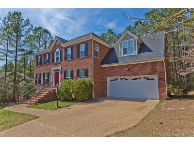 Providence Forge Single Family Home For Sale: 11600 Kings Pond Drive