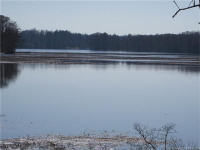 Isle Of Wight County, James City County, Mathews County, Middlesex County, New Kent County, Newport News County, Poquoson County, Suffolk County, Surry County, Williamsburg County, York County Residential Lots & Land For Sale: Cliffe Ct