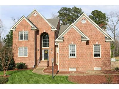 Greensprings Plantation Single Family Home For Sale: 3804 Philip Ludwell