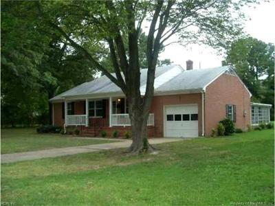 Hampton Single Family Home For Sale: 19 Old Fox Hill Road