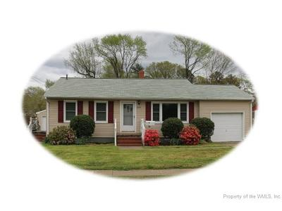 Hampton Single Family Home For Sale: 644 Aberdeen Road