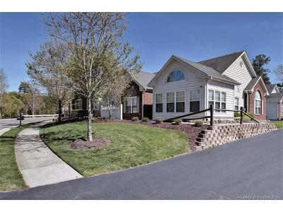 Villas At Five Forks Condo/Townhouse For Sale: 4301 East Creek View