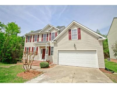 Williamsburg Single Family Home For Sale: 2805 Castling Crossing