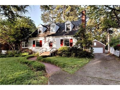 Williamsburg VA Single Family Home For Sale: $599,000