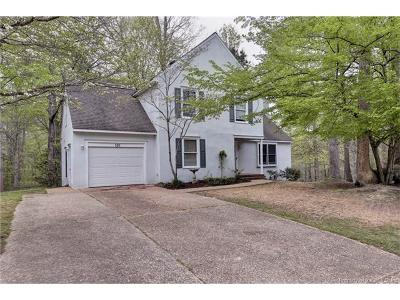 Seasons Trace Single Family Home For Sale: 101 Mattaponi Trail