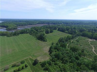 Gloucester Residential Lots & Land For Sale: 51+ Ac John Clayton Memorial Highway