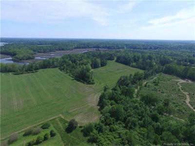 Gloucester Residential Lots & Land For Sale: John Clayton Memorial Highway