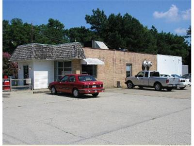 Gloucester Commercial For Sale: 6690 Sutton Road