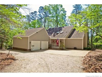 Isle of Wight County Single Family Home For Sale: 64 Dashiell Drive