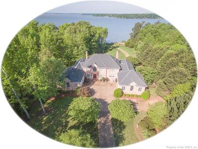Williamsburg Single Family Home For Sale: 3508 Barretts Ferry Road