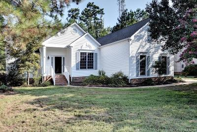 Williamsburg Single Family Home For Sale: 3441 Fiddlers Ridge Parkway