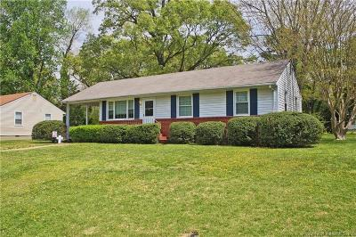Single Family Home For Sale: 923 Foley Drive