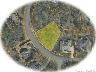 Williamsburg, Toano, Norge, Providence Forge Residential Lots & Land For Sale: 112 Shinnecock