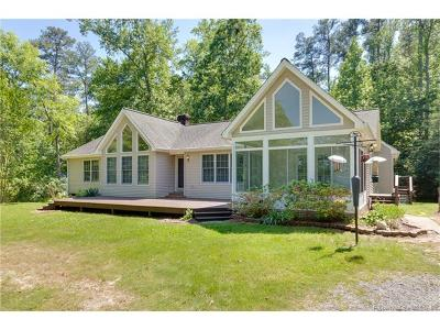 Gloucester Single Family Home For Sale: 12259 Harcum Road
