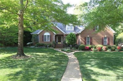 Single Family Home For Sale: 4964 Burnley Drive