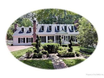 Single Family Home For Sale: 930 Jamestown Road