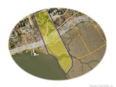 Landfall At Jamestown Residential Lots & Land For Sale: 4396 Landfall Drive