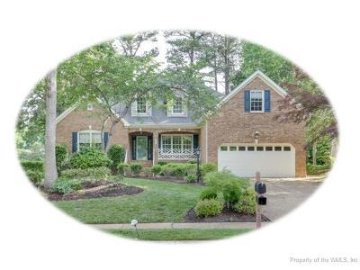 Piney Creek Estates Single Family Home For Sale: 409 Beechwood Drive