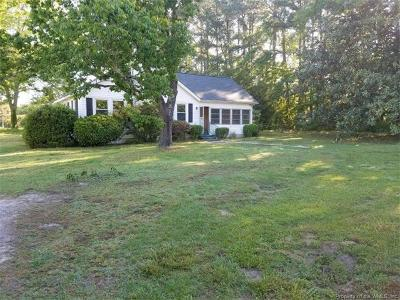 Hayes Single Family Home For Sale: 6663 Williams Landing Road