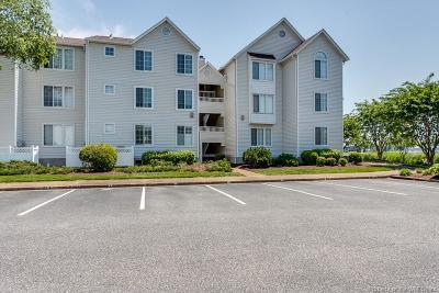 Hampton Condo/Townhouse For Sale: 212 Dockside Drive #C