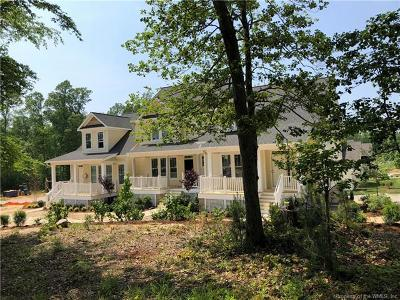 Hampton County, Isle Of Wight County, James City County, New Kent County, Suffolk County, Surry County, Williamsburg County, York County Condo/Townhouse For Sale: 4325 Audrey Lane #.