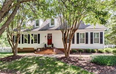 Fords Colony Single Family Home Sold: 222 Par Drive