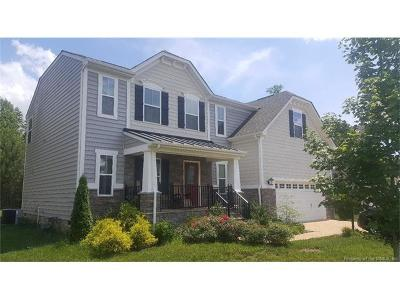 Williamsburg, Toano, Norge, Providence Forge Rental For Rent: 6077 John Jackson Drive