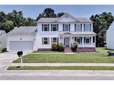 Single Family Home Sold: 3209 Reades Way