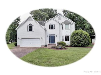 Yorktown Single Family Home For Sale: 304 Champions Path