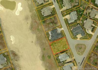 Williamsburg, Toano, Norge, Providence Forge Residential Lots & Land For Sale: 159 South Turnberry