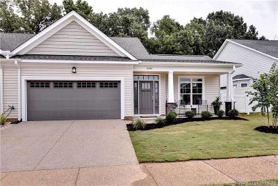 Gloucester Single Family Home For Sale: 2443 River Club Way