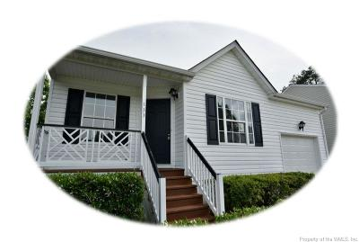 Single Family Home For Sale: 133 Colonial Avenue