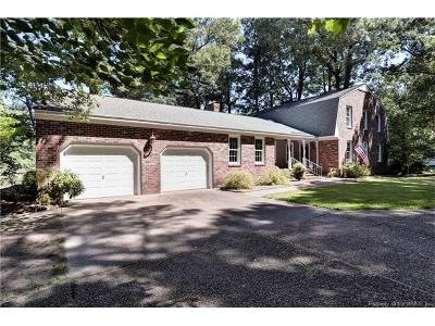 Yorktown Single Family Home For Sale: 114 Bonito Drive